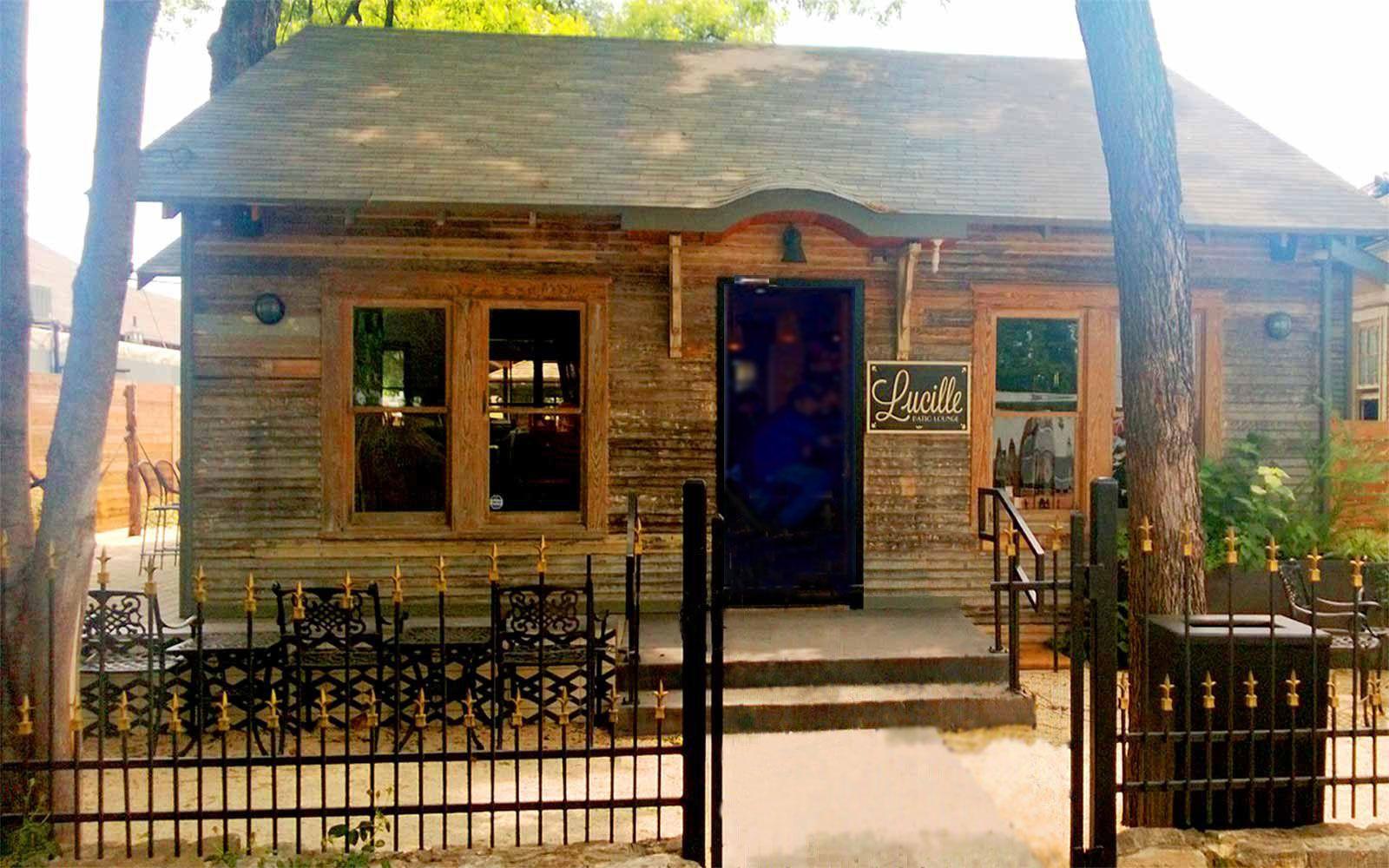 Lucille patio lounge the austin rainey street bar