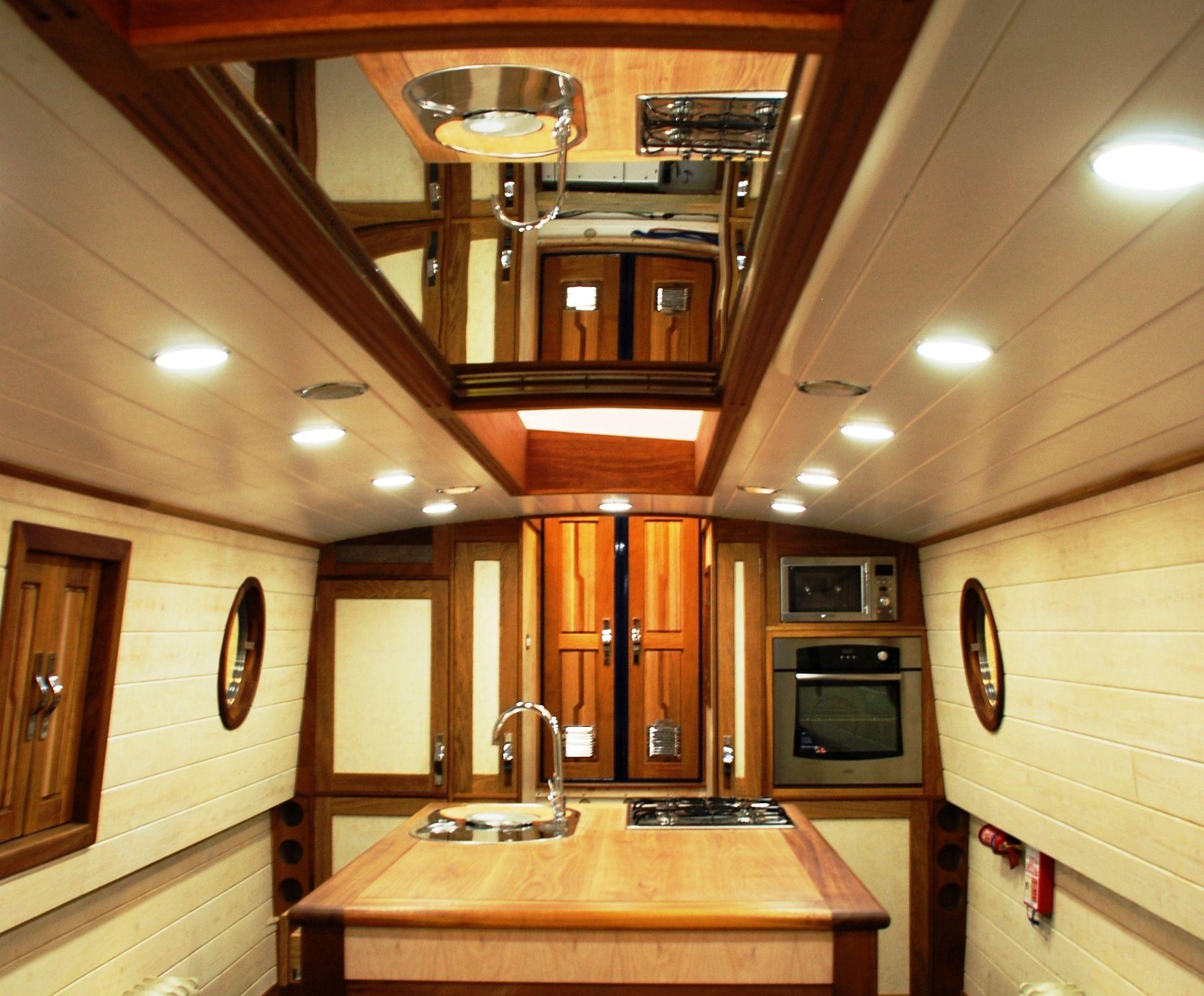 Widebeam Boat Boatsbypendlewood Bespoke