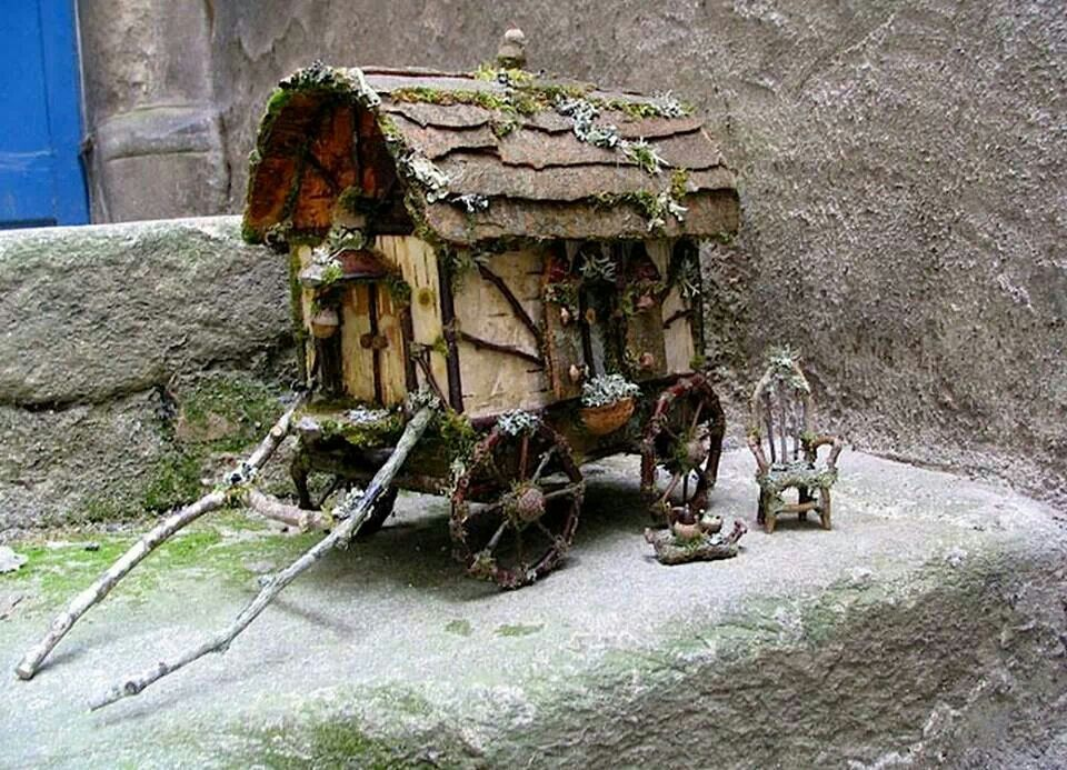Fairy carriage