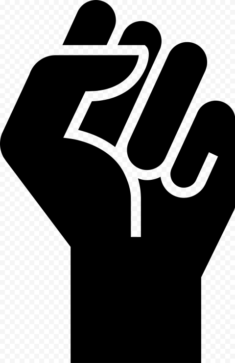 Blm Black Lives Matter Emoji Hand Silhouette Hand Silhouette Black Lives Matter Black Lives