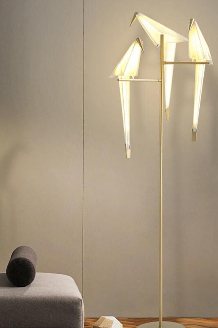 Edie Birds Lamp Floor Lamp Styles Table Lamps Living Room