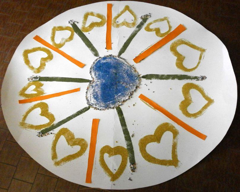 Decimo Incontro Di Arte Terapia Titolo Il Mandala Dellamore E