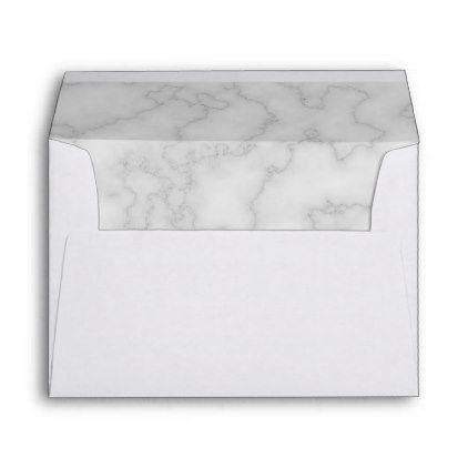 Marble Stone Modern Wedding 5x7 Envelope Zazzle Com Wedding Modern Rose Gold Marble 5x7 Envelopes