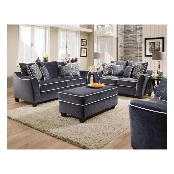 stately sofa in eclipse nebraska furniture mart living room rh pinterest com