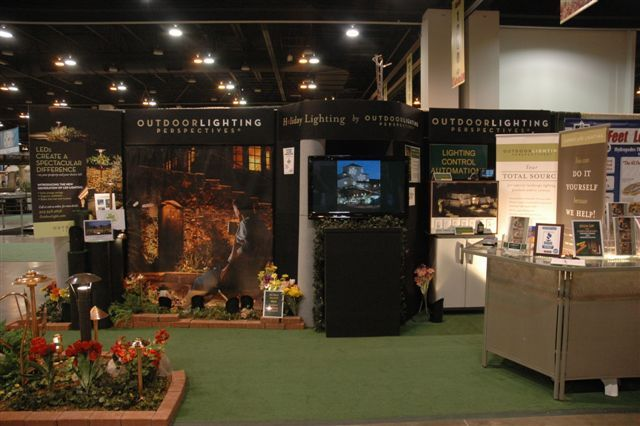 Trade Show/exhibition Booth From Outdoor Recreation And