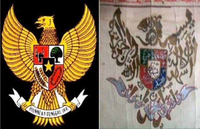 Sejarah Tidak Bisa Bohong Lambang Garuda Ri Ternyata Meniru Lambang Kerajaan Islam Samudera Pasai Gambar Burung Sejarah Gambar