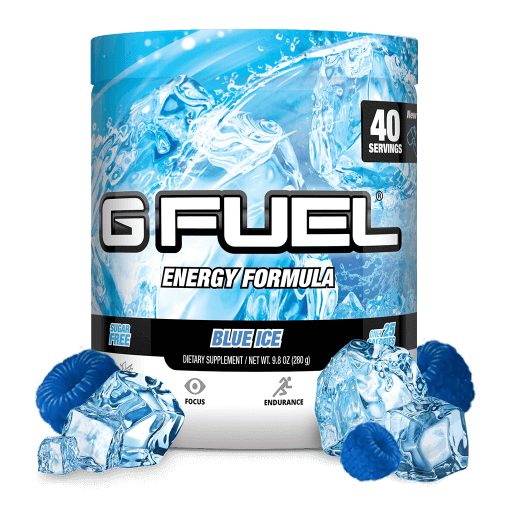 Buy Gfuel Blue Ice On Maltiri In 2021 Slushy Drinks Ice Blue Slushies