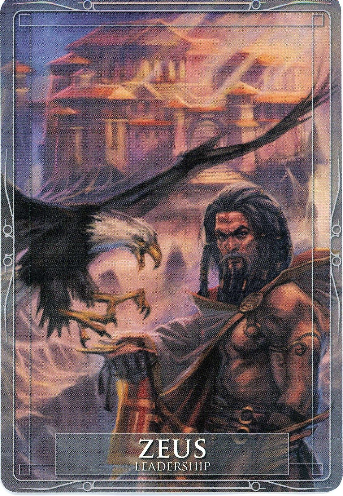 titans and gods oracle deck google search tarot treasures