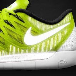 3ab60d401686 Nike Free 5.0 Flash iD Running Shoe. Nike Store