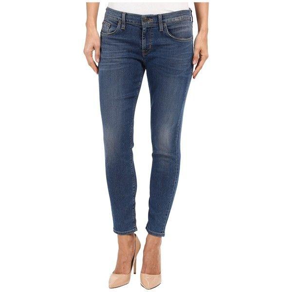Hudson Finn Boy Skinny Jeans in Moonlit (Moonlit) Women's Jeans ($198) ❤
