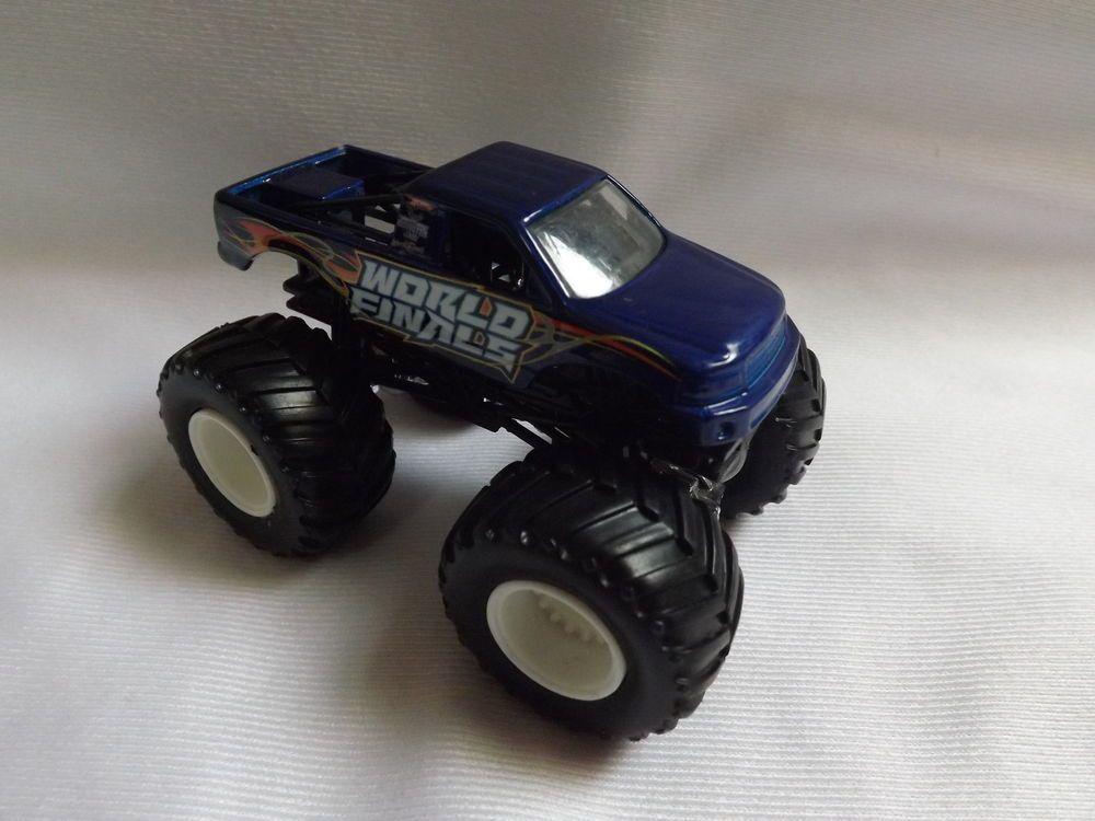 World Finals Monster Jam Hot Wheels Monster Truck Toy Car