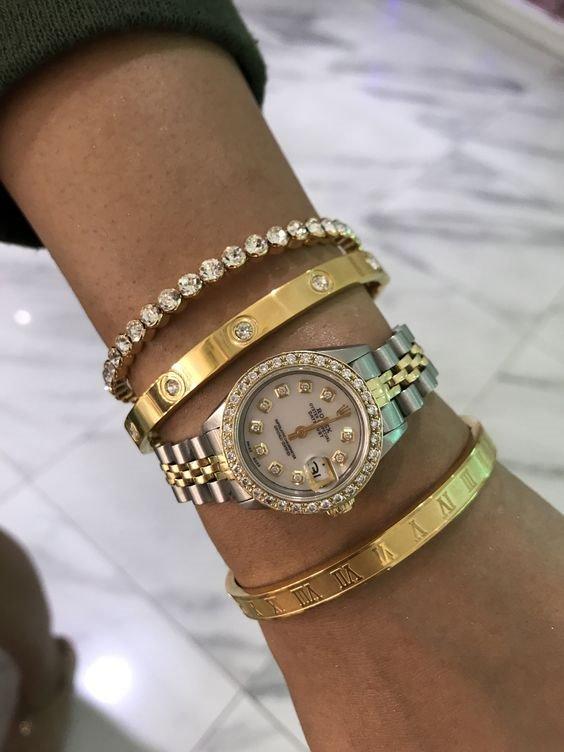 Sydney Evan stack! | Mala jewelry, Girls jewelry, Beaded