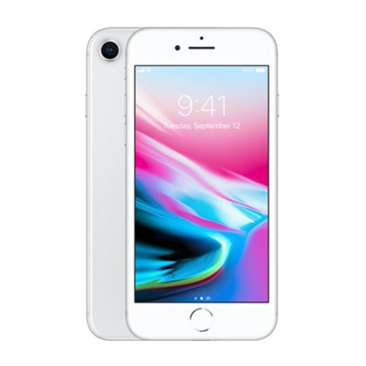 Apple Iphone 8 64gb Silver With Facetime 12 Months Apple Warranty Iphone Apple Iphone Iphone 8