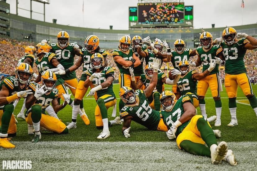 2019 Packer D!!! Green bay packers players, Green bay
