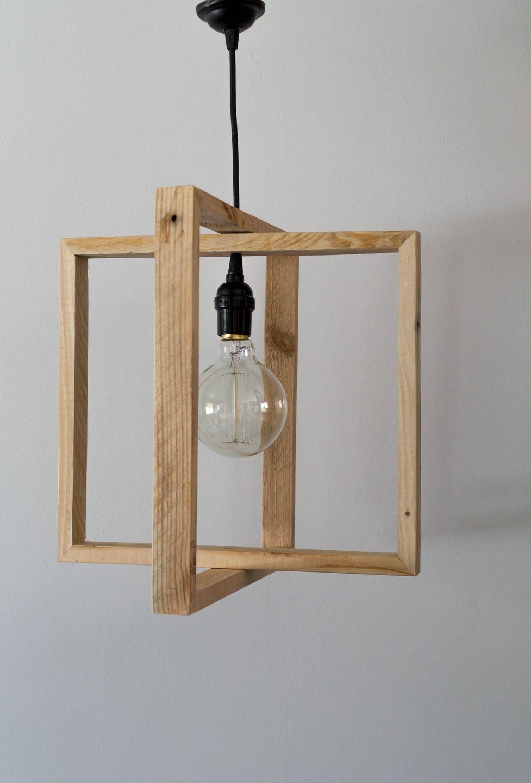 Suspension Lumin'air et son ampoule à filament | Luminaire