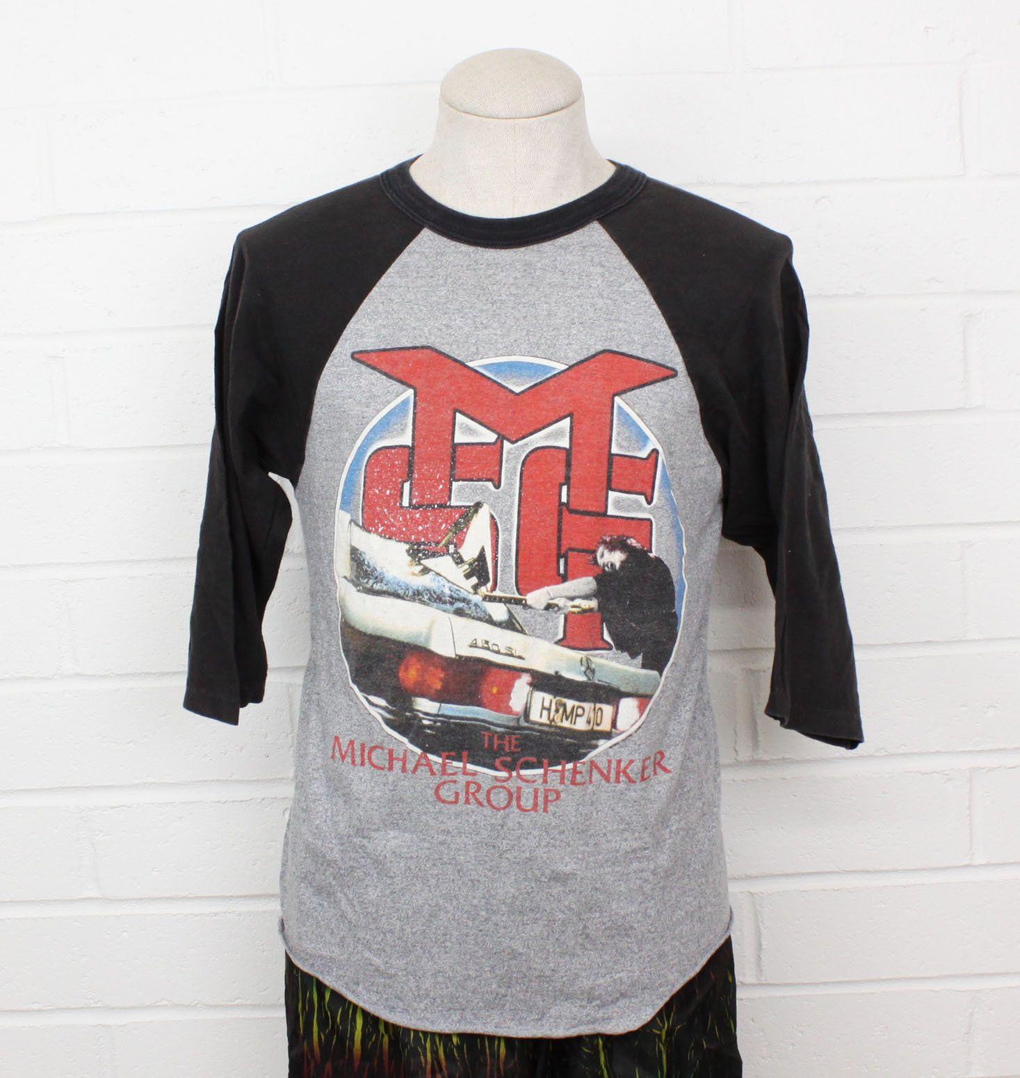 Vintage Destruction Shirt Heavy Metal Band Shirt Size XL