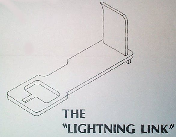 Lightning Link | CNC parts | Lightning link, Firearms, Lightning