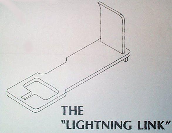 Lightning Link CNC parts Lightning link, Ar15, Firearms