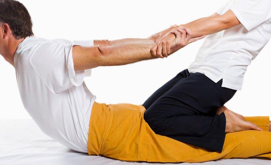 Shiatsu Shaman: Yoga Done 4 U!   Thai massage, Massage ...