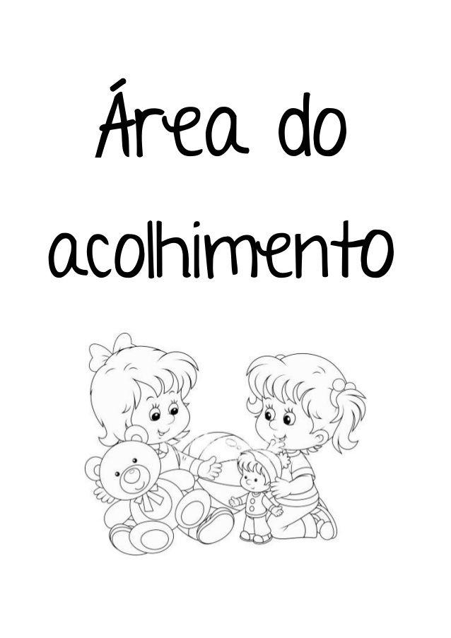 Areas Jardim De Infancia Colorir Jardim De Infancia Trabalhos