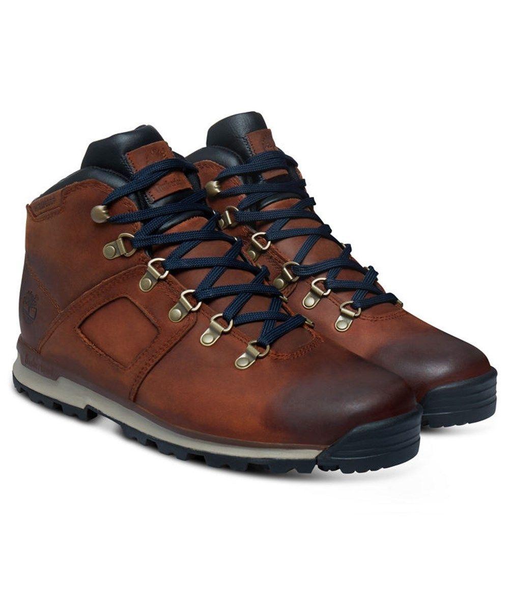 5fed0ec47de Men's Timberland GT Scramble Mid Leather Waterproof Boots - Premium ...