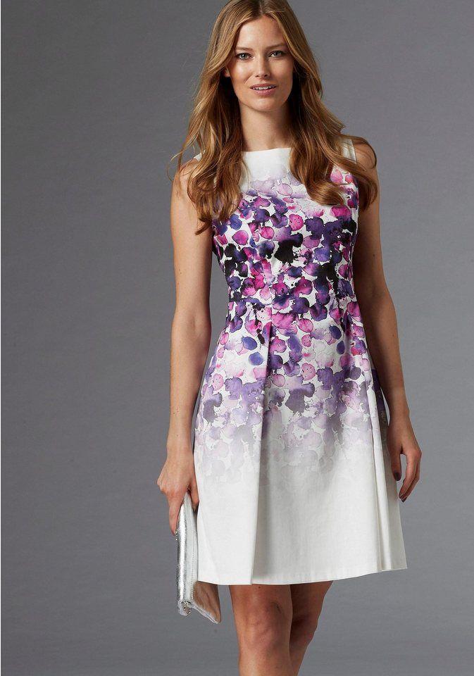 a8d85ada3bb696 GUIDO MARIA KRETSCHMER Druckkleid »SAKURA« | Nice and Fashion