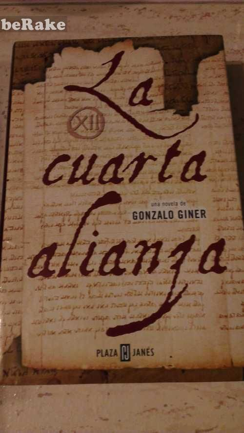 Vendo La cuarta alianza - si te interesa uno o varios de mis libros ...