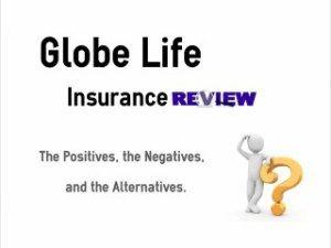 Globe Life Insurance Rates Chart