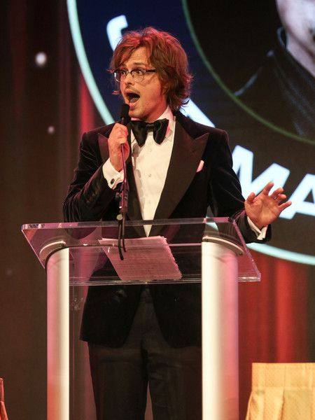 Matthew Gray Gubler Photos Photos: The Deana Martin Celebrity Roast Show At South Point Hotel & Casino