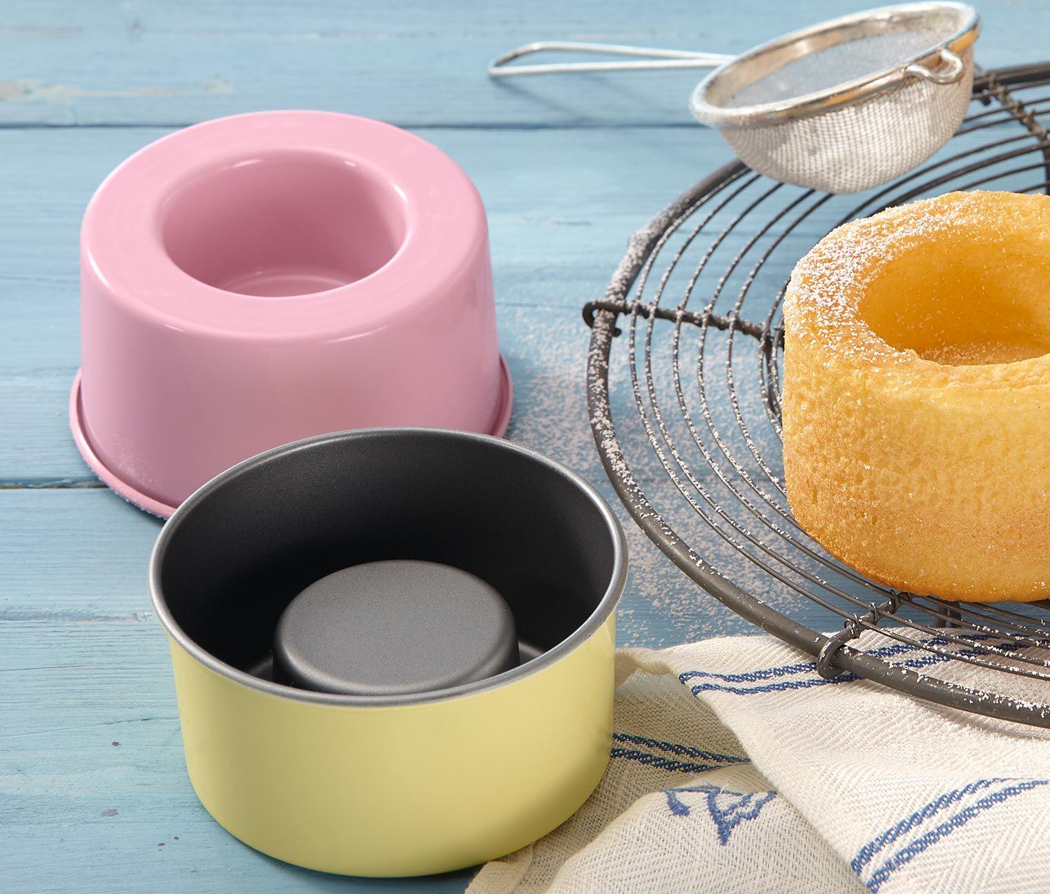 Tchibo | 4 Backformen für Obstküchlein (31571) | Küche | Pinterest | {Backformen 28}