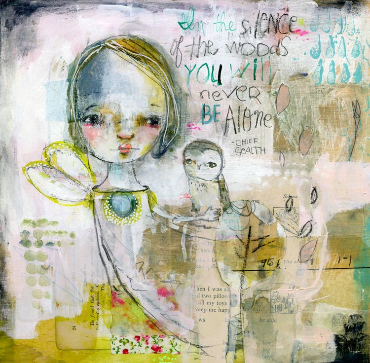 Image result for child alone art