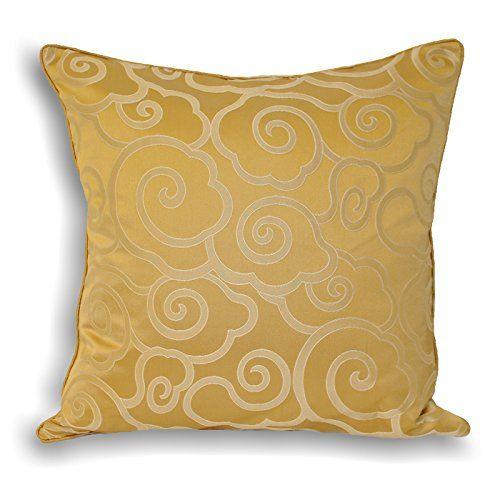 Lynx Gold Cushion Cover 55 X 55 Riva Paoletti Https Www Amazon