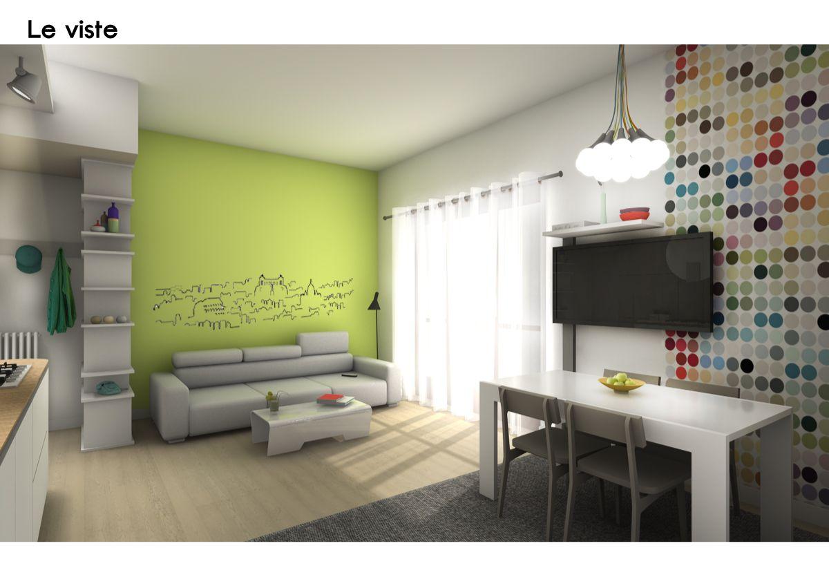 Spazio 14 10 architettura interni low cost roma - Idee architettura interni ...