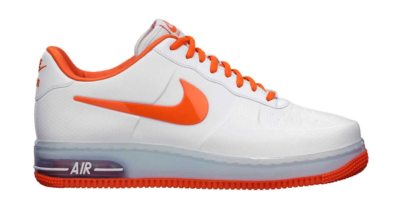 Nike Air Force 1 Foamposite Pro Low - Safety Orange Pack   Sole Collector