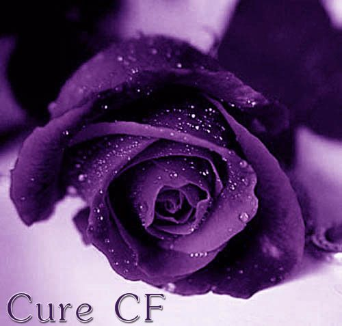 May Is Cystic Fibrosis Awareness Month In Honor Of My Sweet Son