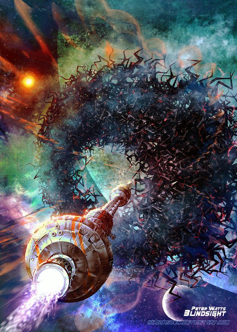 Blindsight by SharksDen Science art, Science fiction art