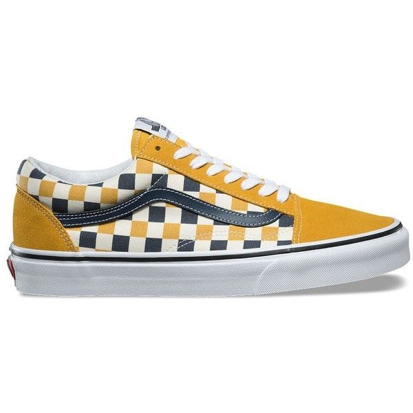 b7a98d3ffb2d Vans US Open Old Skool ( 60) ❤ liked on Polyvore featuring men s fashion