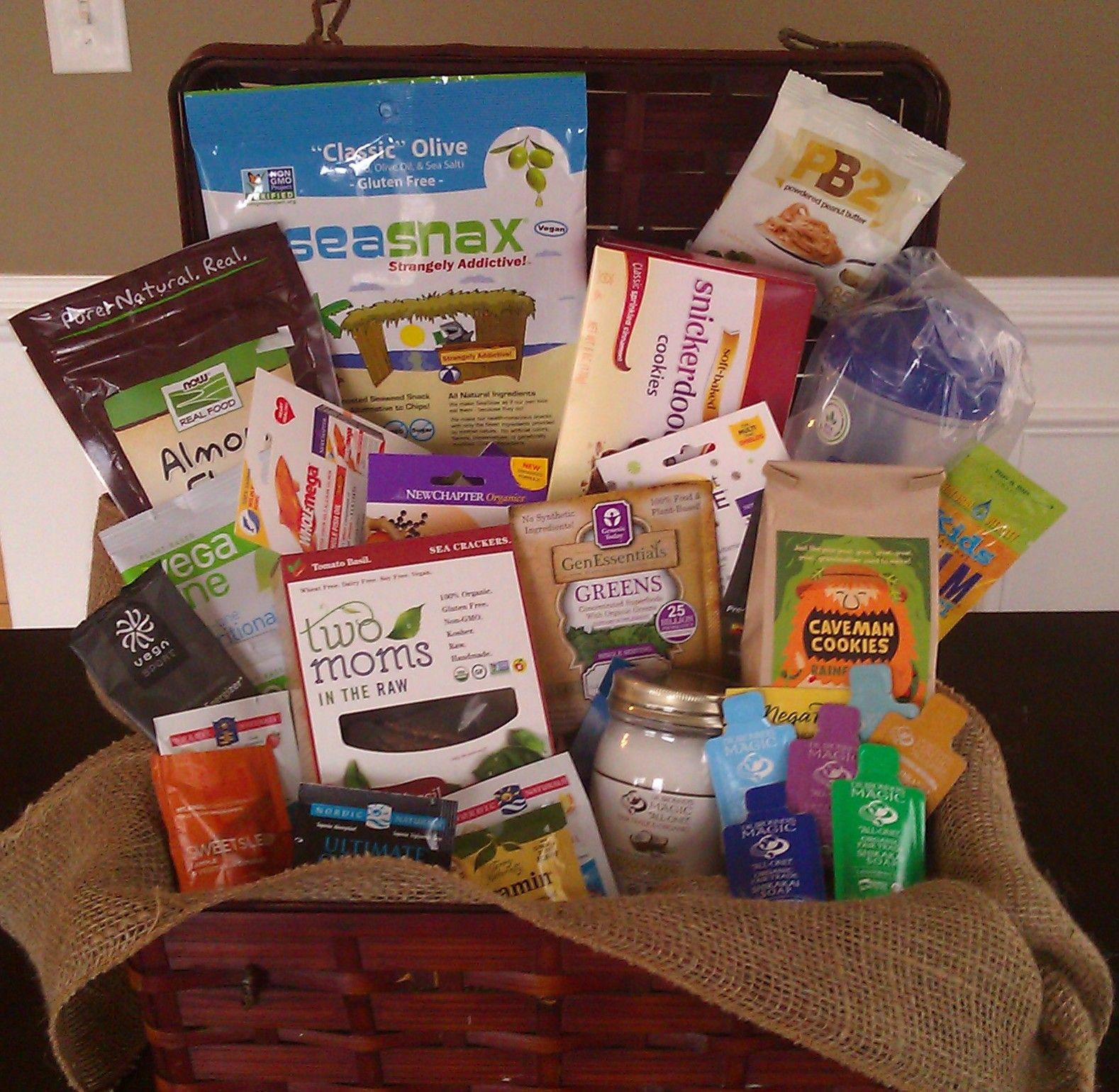 Win a health nut gift basket 75 rv ends 214 gift baskets win a health nut gift basket 75 rv ends 214 negle Images