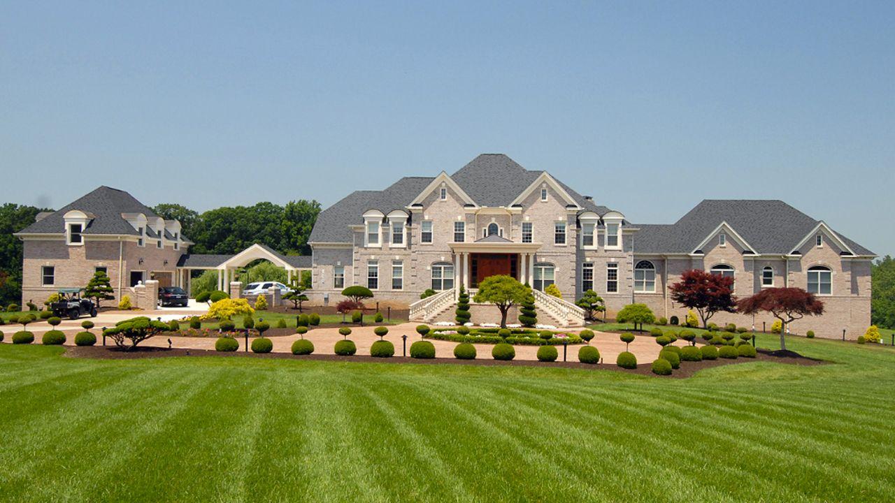 Estate In Potomac Md Worth 10 Million Dollars Keyword Home