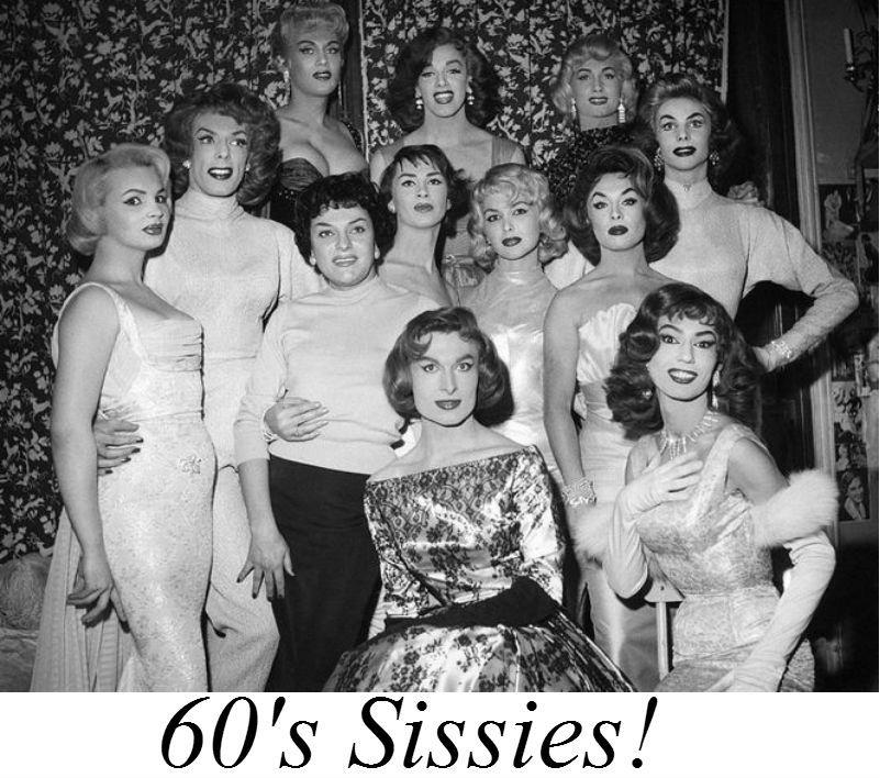 transvestite pictuers 1960