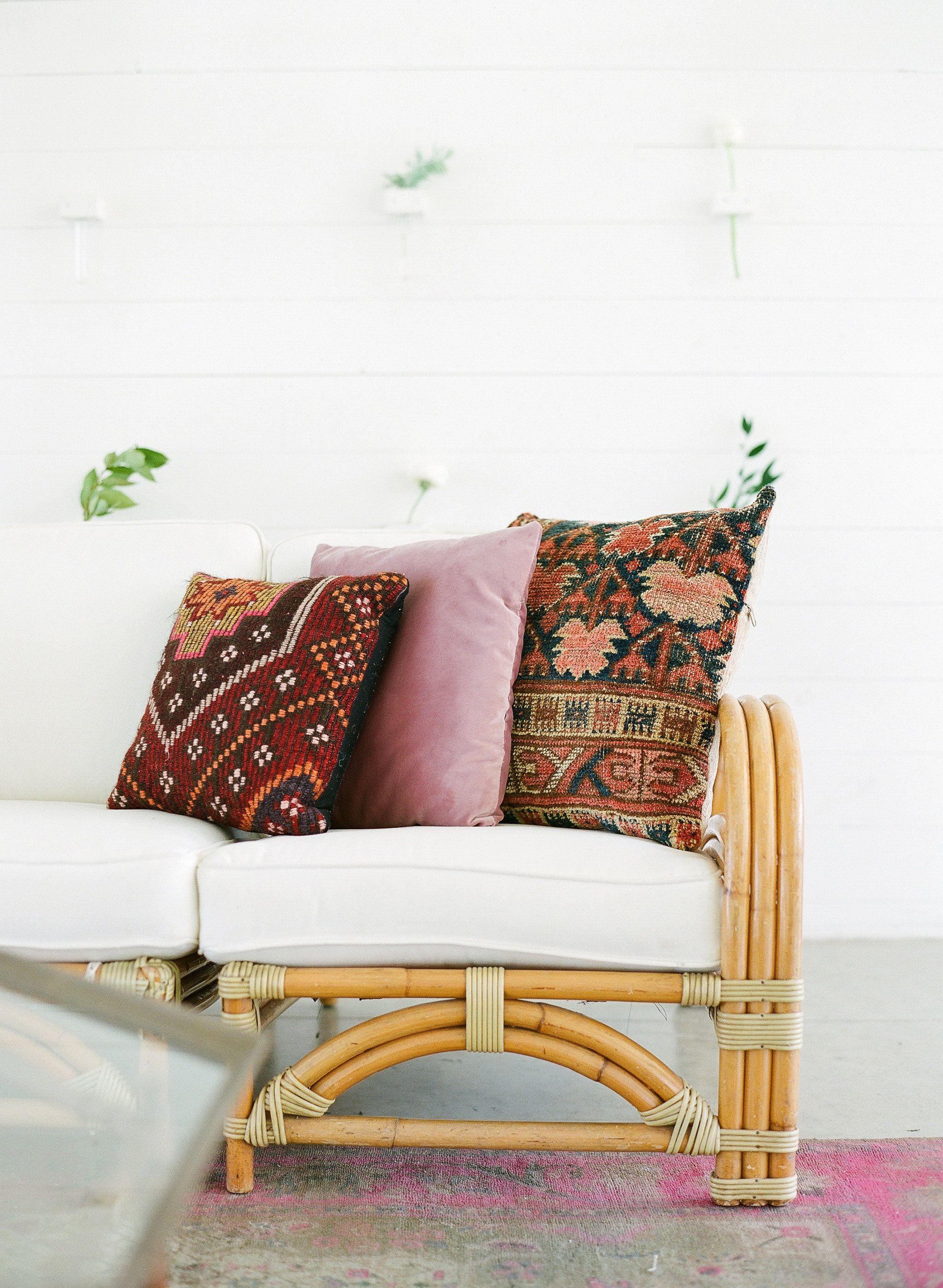 Bohemian Feminine Lounge Furniture