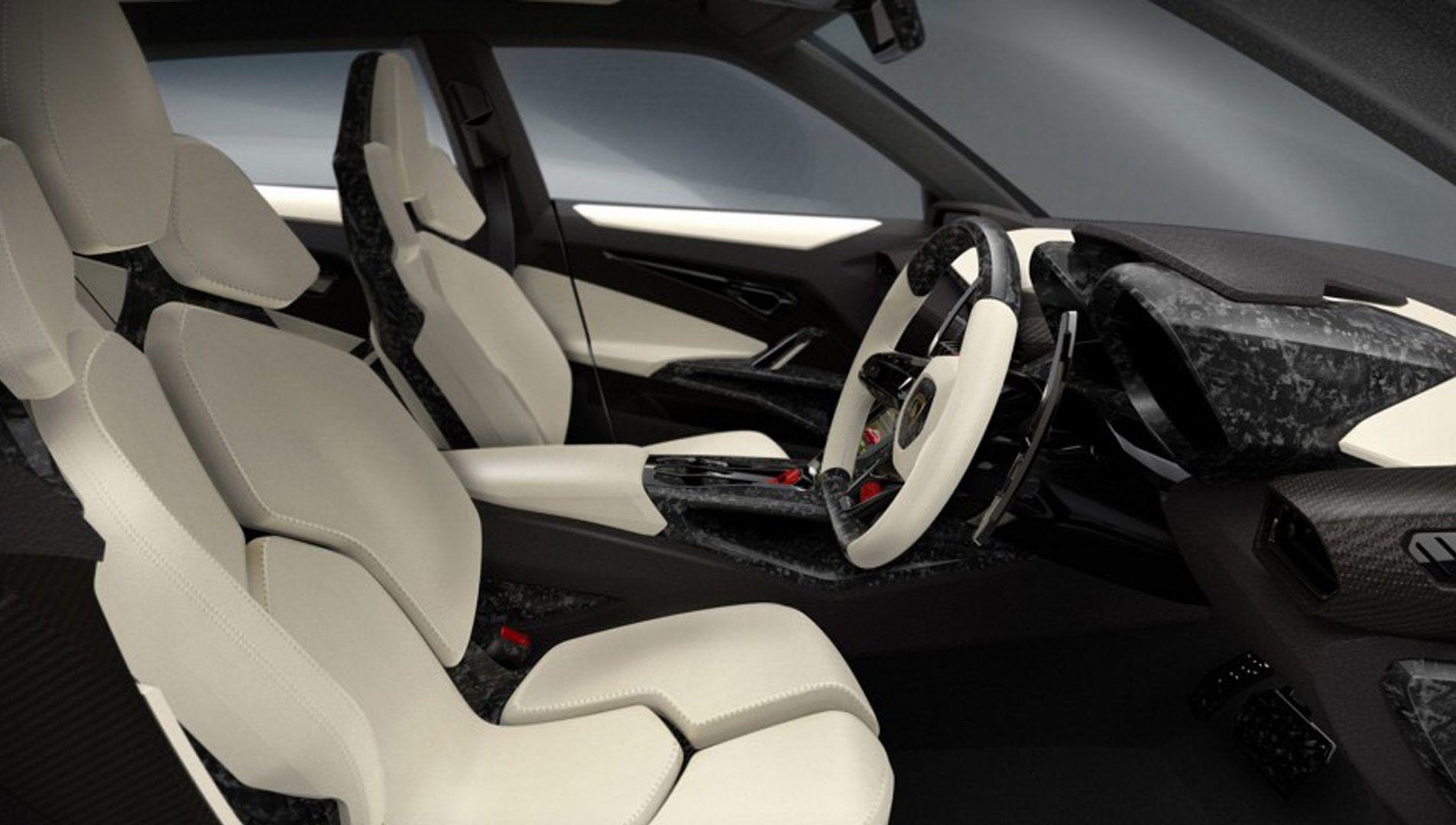 2017 Lamborghini Urus White Interior Mustcars Com Mustcars Com