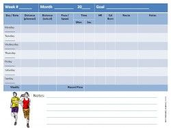 Sample Running Log Template 9 Free Documents In Pdf