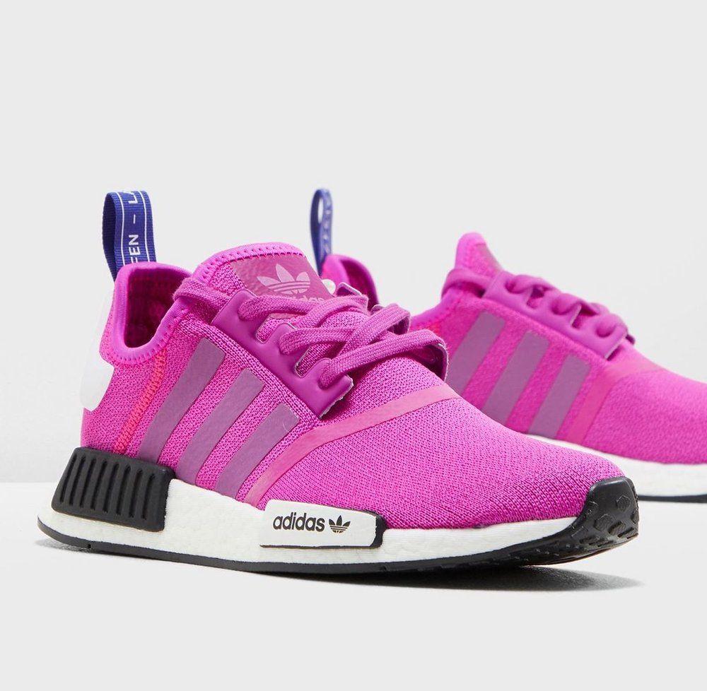 Womens adidas NMD R1 Vivid Pink: Sale