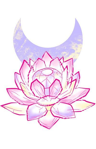 Image Result For Moon Lotus Transparent Background Sailor Moon Tattoo Sailor Moon Art Moon Tattoo