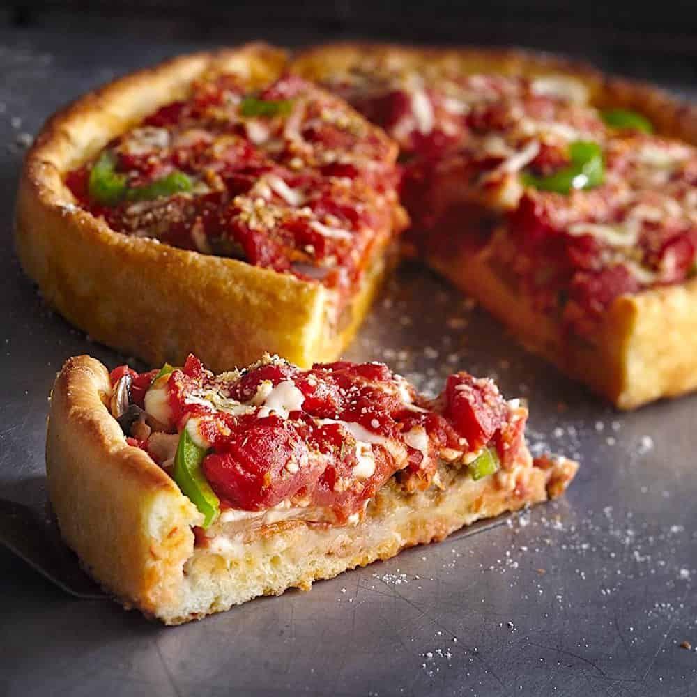 The Top Secret Recipe For Pizzeria Uno Deep Dish Pizza Recipe