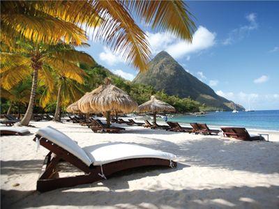 Viceroy Sugar Beach Resort St Lucia