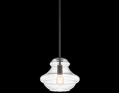 Kichler Everly 1 Light Old Bronze (42044OZ) | Pendant Lighting | d2o ...