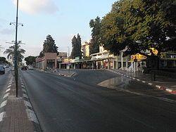 התחנה המרכזית בעיר נס ציונה