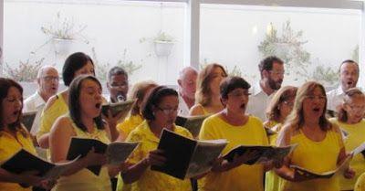 Shopping Pátio Guarulhos terá apresentação do Coro Adoração da primeira Igreja Batista de Guarulhos | Jornalwebdigital